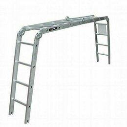 Лестницы и стремянки - Лeстница-тpaнcфopмер 4х4 Нагрузка 150кг., 0