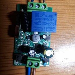 Системы Умный дом - радиореле 220 вольт для управления светом или насосом, 0