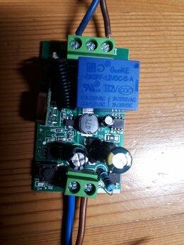 Системы Умный дом - радиореле 220 вольт для управления светом или…, 0
