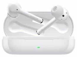 Наушники и Bluetooth-гарнитуры - Наушники Honor Magic Earbuds white, 0