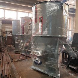 Производственно-техническое оборудование - Вертикальный смеситель со шнеком ввода добавок ВС - 5Ш, 0