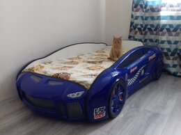 Кроватки - Кровать-машина, 0