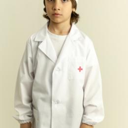Домашняя одежда - Детский халат доктора ВК-61027, 0