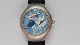 Наручные часы - Часы кварцевые Мосэнерго с объёмной лампочкой.…, 0