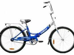 Велосипеды - Велосипед двухколесный Байкал В 2007 синий, 0
