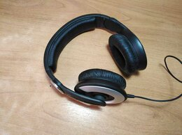 Наушники и Bluetooth-гарнитуры - Наушники Sennheiser HD 205, 0