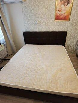 Кровати - Кровать с подъемным механизмом + матрас 180х200 см, 0