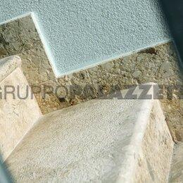 Строительные блоки - Камень Antica, бордюр со сглаженными углами 8x1 (Palazzetti), 0