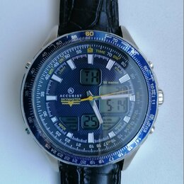 Наручные часы - Часы Accurist Skymaster (Англия), 0