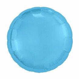 Для шлифовальных машин - Фольгированный круг, Холодно-голубой, 0