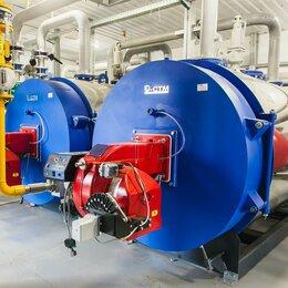 Оборудование для котлов - Очистка (химическая промывка) водогрейных и паровых котлов., 0