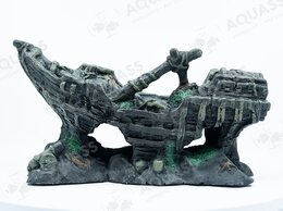 Сувениры - Декорация корабль 19х9х11 см № 501, 0