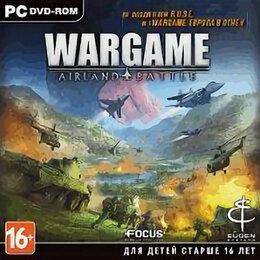 Игры для приставок и ПК - Видеоигра Wargame: AirLand Battle Русская Версия…, 0