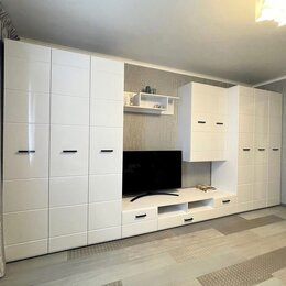 Шкафы, стенки, гарнитуры - Гостиная 4.4 метра , 0