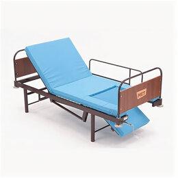 Оборудование и мебель для медучреждений - Медицинская кровать, 0