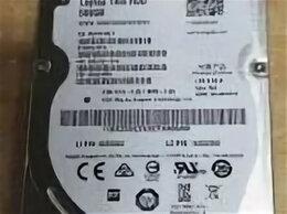 Внутренние жесткие диски - Жесткий диск Seagate 2.5 SATA 500Gb, 0
