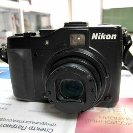 Фотоаппараты - Фотоаппарат Nikon Coolpix P7000, 0