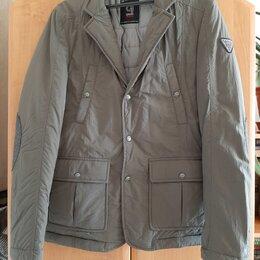 Куртки - Куртка новая мужская утепленная Gaudi Jean's, 0