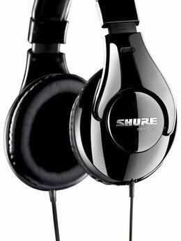 Наушники и Bluetooth-гарнитуры - Shure SRH240A профессиональные наушники…, 0