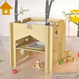 Столы и столики - Детский столик для творчества со сменными…, 0