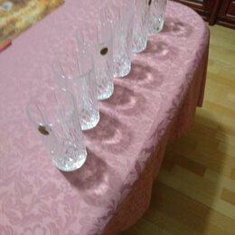 Бокалы и стаканы - Хрустальные стаканы 320 мл, 0