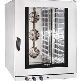 Жарочные и пекарские шкафы - Печь конвекционная Abat КЭП-10, 0