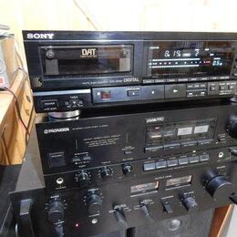 Музыкальные центры,  магнитофоны, магнитолы - DAT магнитофон SONY DTS-M100, 0