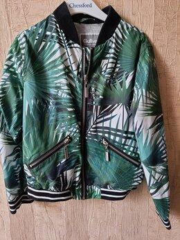 Куртки и пуховики - Ветровка-бомер, 0