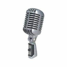 Микрофоны - SHURE 55SH SERIESII динамический кардиоидный…, 0