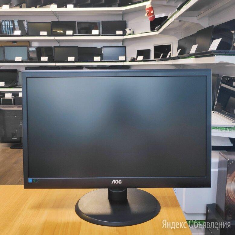 Монитор AOC 215LM00019 - 22 дюйма по цене 4000₽ - Мониторы, фото 0