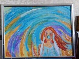 Картины, постеры, гобелены, панно - Картина 30-40 см на холсте от автора, 0