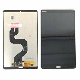 Запчасти и аксессуары для планшетов - Дисплей в сборе с тачскрином для Huawei MediaPad…, 0