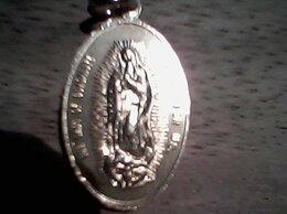 Жетоны, медали и значки - медальон религия, 0