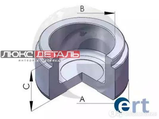 ERT 151150C Поршень тормозного суппорта TOYOTA LAND CRUISER 150 GRJ15_, KDJ15... по цене 428₽ - Тормозная система , фото 0