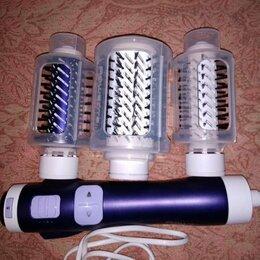 Фены и фен-щётки - Фен-щетка Rowenta CF9530F0 Brush Activ, 0