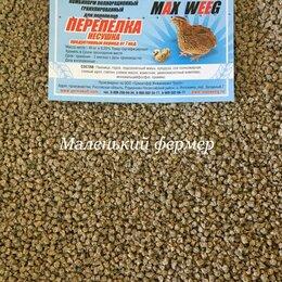 Товары для сельскохозяйственных животных - Комбикорм для перепелов, 0
