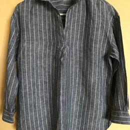 Блузки и кофточки - Блузка Uniqlo Лен, 0
