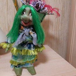 Рукоделие, поделки и сопутствующие товары - Кукла Кикимора, 0