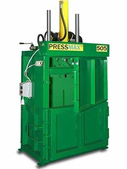 Пресс-станки - Пресс для макулатуры, картона, полиэтилена…, 0