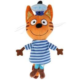 """Мягкие игрушки - Мягкая игрушка """"Мульти-Пульти"""" Три кота Коржик,…, 0"""