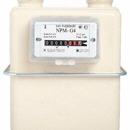 Счётчики газа - Счетчик газа NPM G4 Правый Газдевайс 2021 г, 0