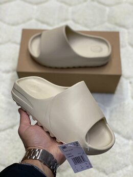 Шлепанцы -  Сланцы adidas yeezy slide #Размеры 36-45, 0