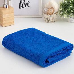 Полотенца - Махровое полотенце Супербаня 100х150 см, 0