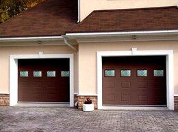 Заборы и ворота - Секционные ворота 2,5м х2,5м , 0