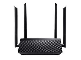 Оборудование Wi-Fi и Bluetooth - Беспроводной маршрутизатор ASUS RT-AC51 Wi-Fi 2.4/, 0