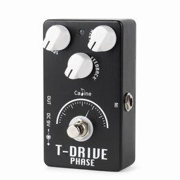 "Процессоры и педали эффектов - Педаль эффектов Caline CP-61 ""T-Drive"" Phaser, 0"