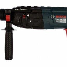 Перфораторы - Перфоратор BOCSH GBH 240 F 790Вт SDS+24мм 2,7Дж, 0