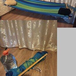 Походная мебель - Гамак,с рейками(самодел.,ребенку безопасн.вариант), 0