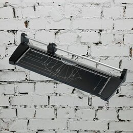 Резаки - Резак роликовый (рез 450мм, 10/10лст, А3) KW-triO 13033, 0