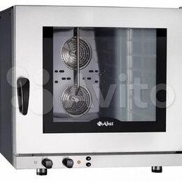 Жарочные и пекарские шкафы - Печь конвекционная Abat кэп-6Э, 0
